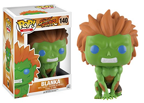 Funko POP! Vinylfigur Street Fighter Blanka