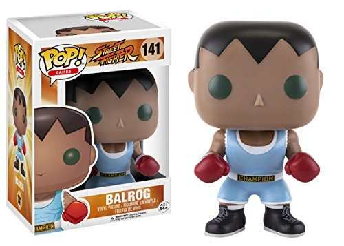 Funko POP! Vinylfigur Street Fighter Balrog