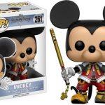 Funko Pop! Vinylfigur Disney Kingdom Hearts Mickey