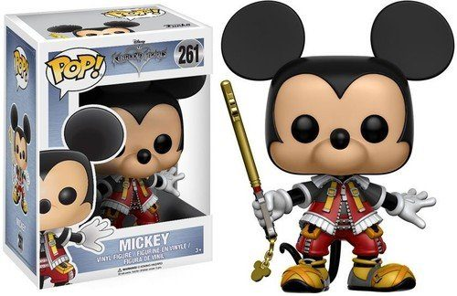 Funko Pop! Vinylfigur Disney Kingdom Hearts Mickey