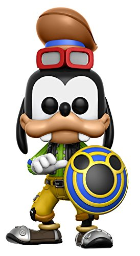 Funko Pop! Vinylfigur Disney Kingdom Hearts Goofy Actionfigur