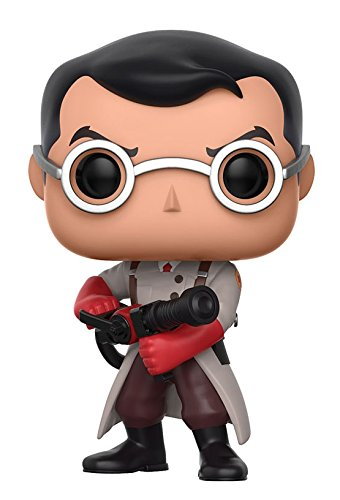 Funko POP! Vinylfigur Games: Team Fortress 2 Medic
