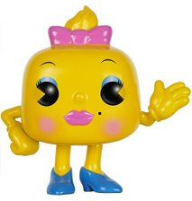 POP! Vinylfigur Pac-Man Ms. Pac-Man