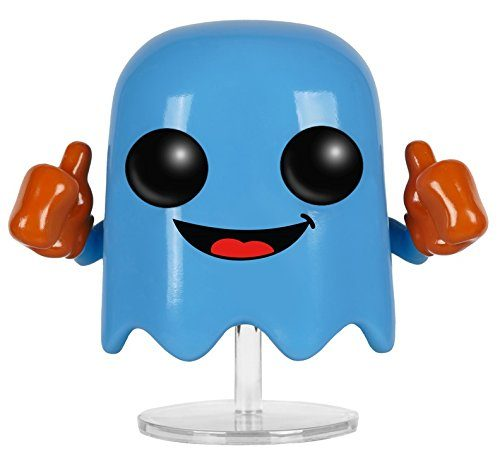 POP! Vinylfigur Pac-Man Inky