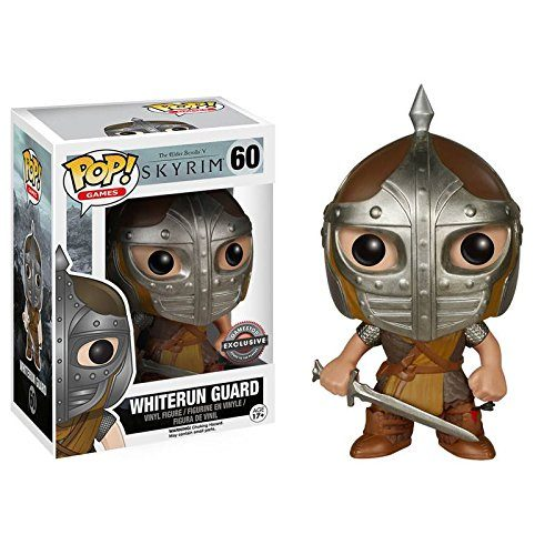 Skyrim Elder Scrolls - Whiterun Guard Exclusiv Pop