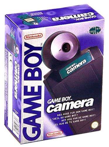 Game Boy Camera, sehr seltenes Zubehör
