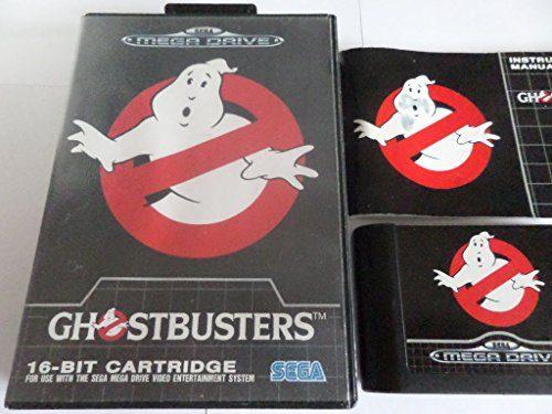 Ghostbusters (PAL), wertvolles Game für Sega MD