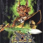 Golden Knight Garo - selten Playstation 2