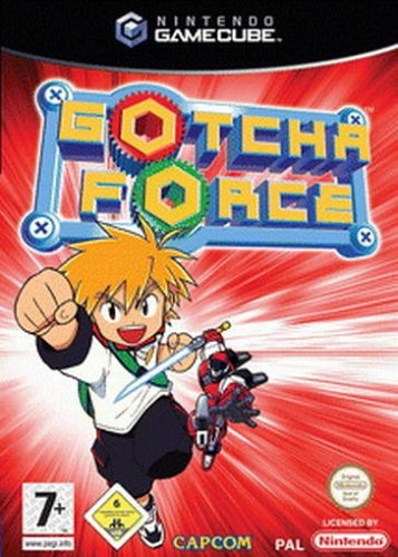 Gotcha Force, Nintendo Gamecube-super selten