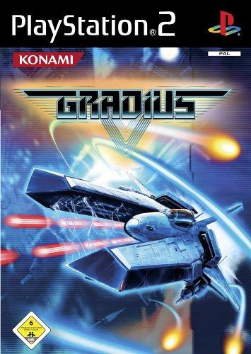 Gradius V / 5 - seltenes PS2-Spiel