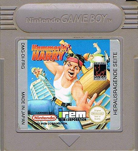 Hammerin' Harry, Wertvoll für den Game Boy