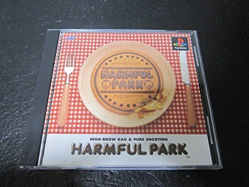 Harmful Park, kostbares PS1- Videospiel