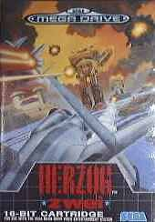 Herzog Zwei (PAL), wertvolles Mega Drive Spiel