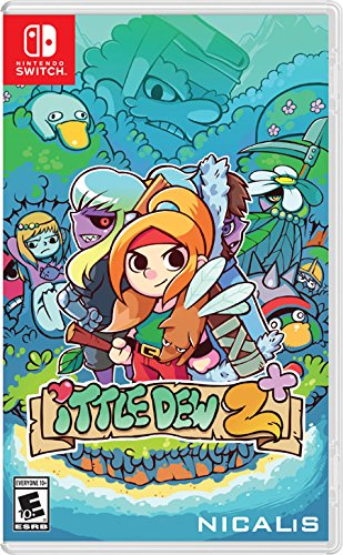Ittle dew 2 + Nintendo Switch (US Import)