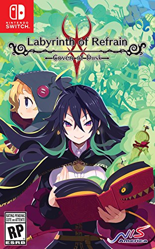 Labyrinth of Refrain - Coven of Dusk *US Version*