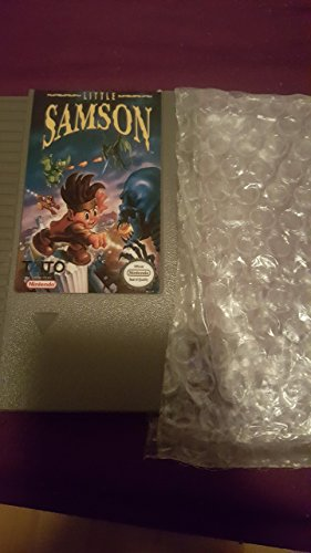 Little Samson, NES-sehr rar