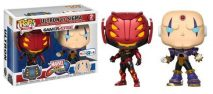 Marvel vs. Capcom Infinite POP! Games Vinyl Figure 2-Pack Ultron vs. Sigma 9 cm