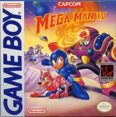 Mega Man 4, Game Boy selten