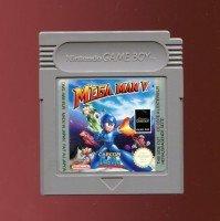 Mega Man 5, sehr wertvoll und selten für den portablen Game Boy