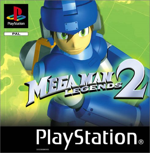 Mega Man Legends 2, sehr selten Playstation 1