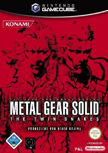 Metal Gear Solid: The Twin Snakes, sehr seltenes Gamecube Videospiel