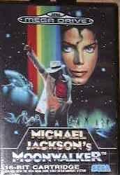 Michael Jackson's Moonwalker, kostbares Mega Drive Spiel
