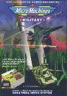 Micro Machines Military, rare Genesis game