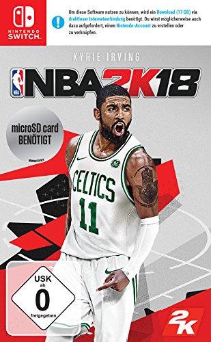 NBA 2K18 - Standard Edition - [Nintendo Switch]