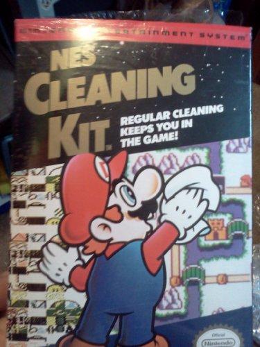 Nes Cleaning Kit, exotisches Sammlerstück