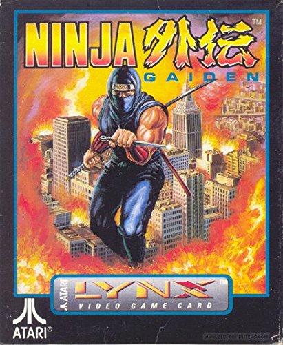 Ninja Gaiden 1 und 3, wertvolles Videospiel für Atari Lynx