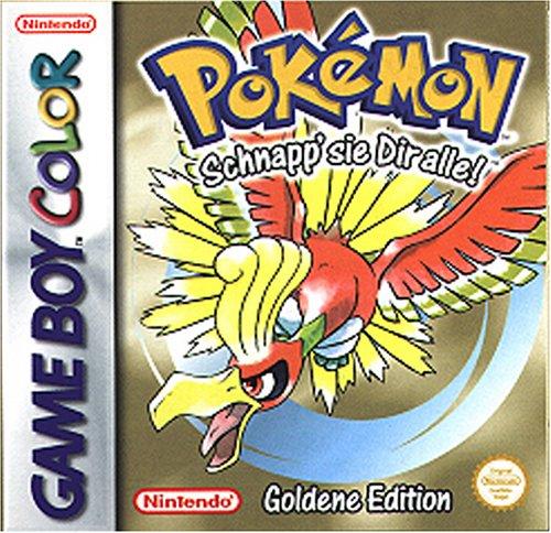 Pokémon - Goldene Edition, sehr wertvoller Sammlergegenstand für Game Boy