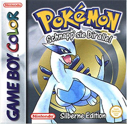 Pokémon - Silberne Edition, sehr selten