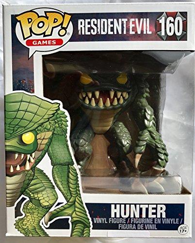 Hunter (Oversize) - Vinyl Figure 160 Resident Evil Funko Pop!