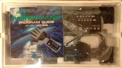 Power Glove, rares Zubehör für den NES