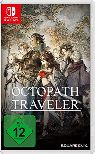 Project Octopath Traveler - [Nintendo Switch]