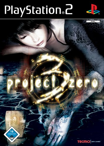 Project Zero 3: The Tormented für PS2, sehr selten