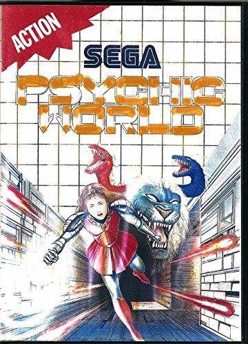 Psychic World, seltenes Master System-Spiel