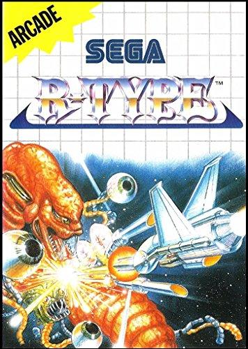 R-Type für das Master System, sehr selten