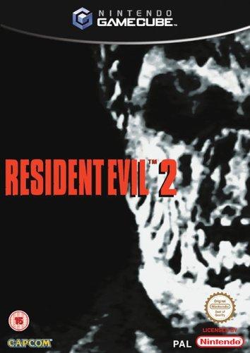 Resident Evil 2, rares Gamecube Videospiel