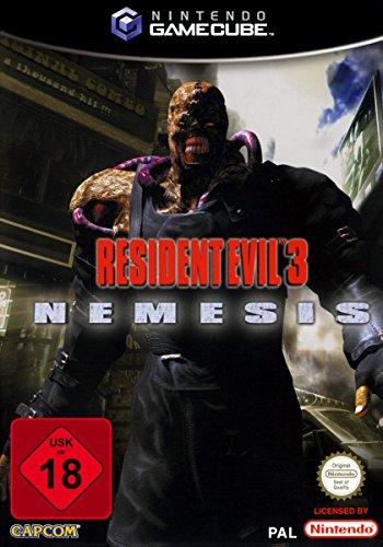 Resident Evil 3 - Nemesis, seltenes Gamecube-Spiel
