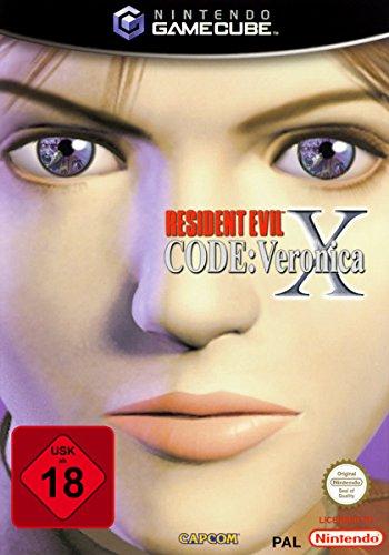 Resident Evil - Code: Veronica X (PAL), seltenes Gamecube Spektakel