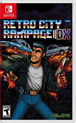Retro City Rampage DX Nintendo Switch (US IMPORT )