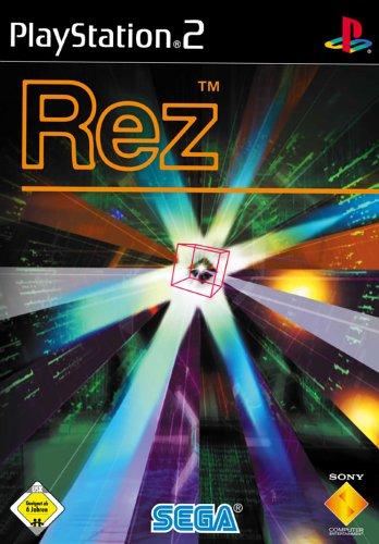 REZ- Sony PS 2, sehr selten
