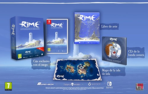 Rime - Collector's Edition Nintendo Switch (Pegi Version)