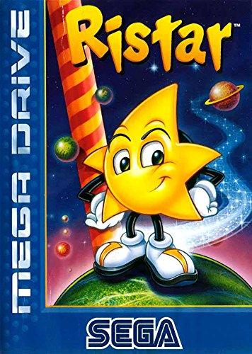 Ristar (PAL), seltenes Mega Drive Spiel