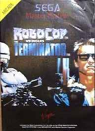 Robocop versus Terminator, seltenes Spiel Master System