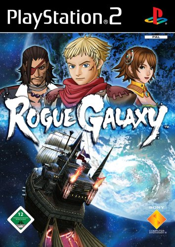 Rogue Galaxy - wertvoll PS2