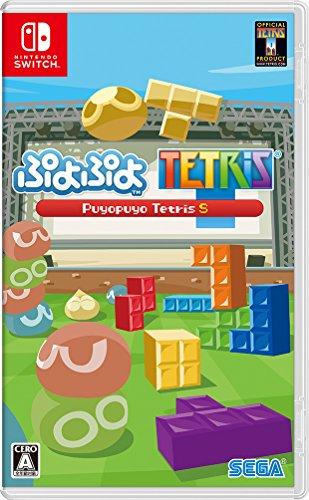 SEGA Puyo Puyo Tetris S NINTENDO SWITCH JAPANESE IMPORT