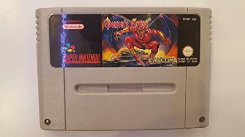 Demon's Crest, extrem seltenes Super Nintendo Spiel