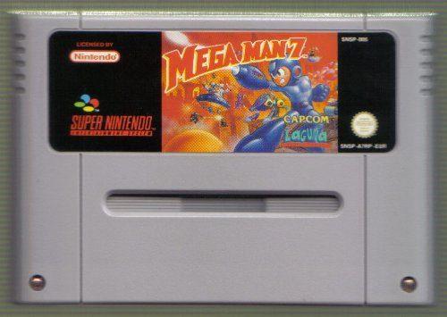 Mega Man 7 (PAL), teures Sammlerstück für den Super Famicom